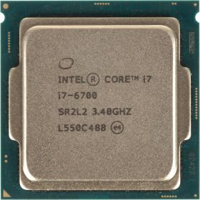 Процессор Intel Core i7-6700 Skylake (3400MHz, LGA1151, L3 8192Kb) OEM