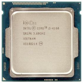 Процессор Intel Core i3-4160 Haswell (3600MHz, LGA1150, L3 3072Kb) OEM